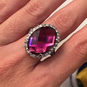 Gorgeous Tourmaline Ring Size 7